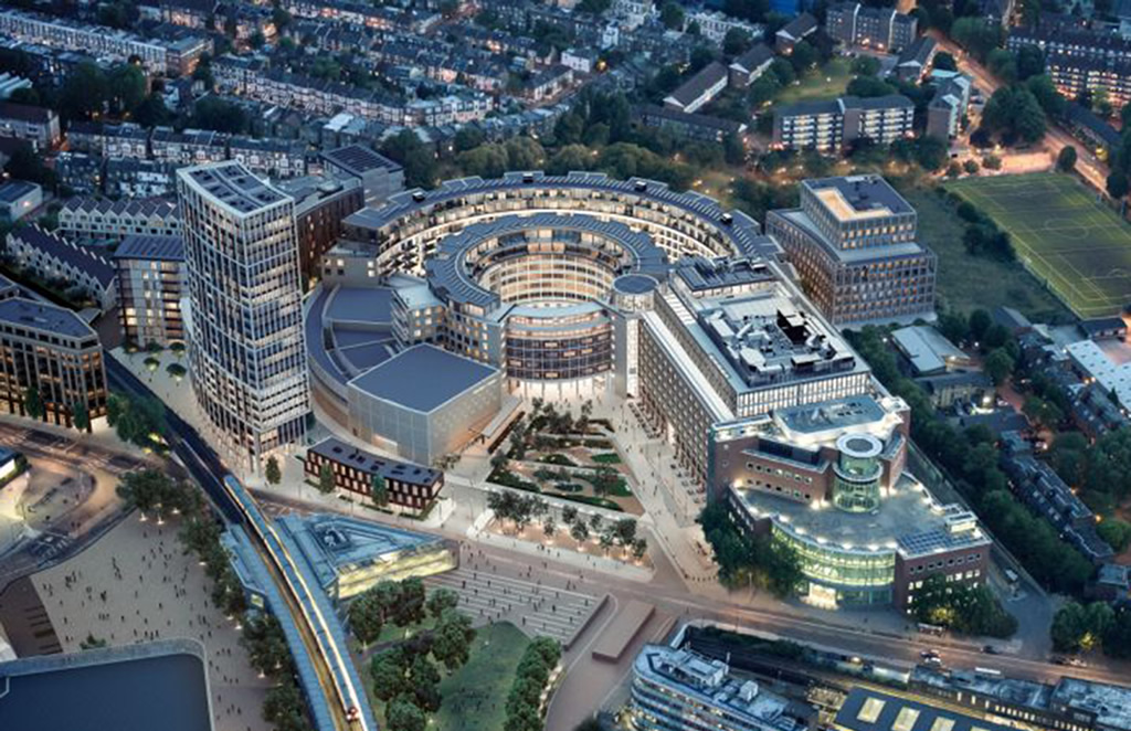 LV Switchgear for Television Centre