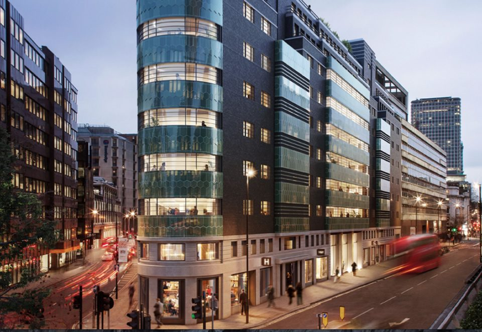TES supplied LV Switchgear for the Commonwealth House redevelopment