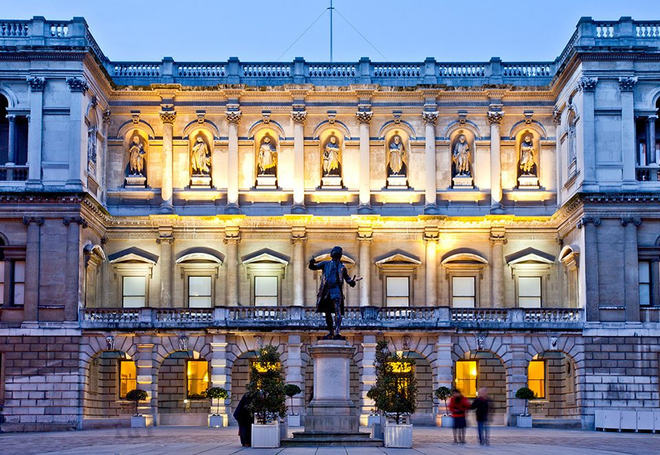 TES Supplied LV Switchgear for the Royal Academy of Arts