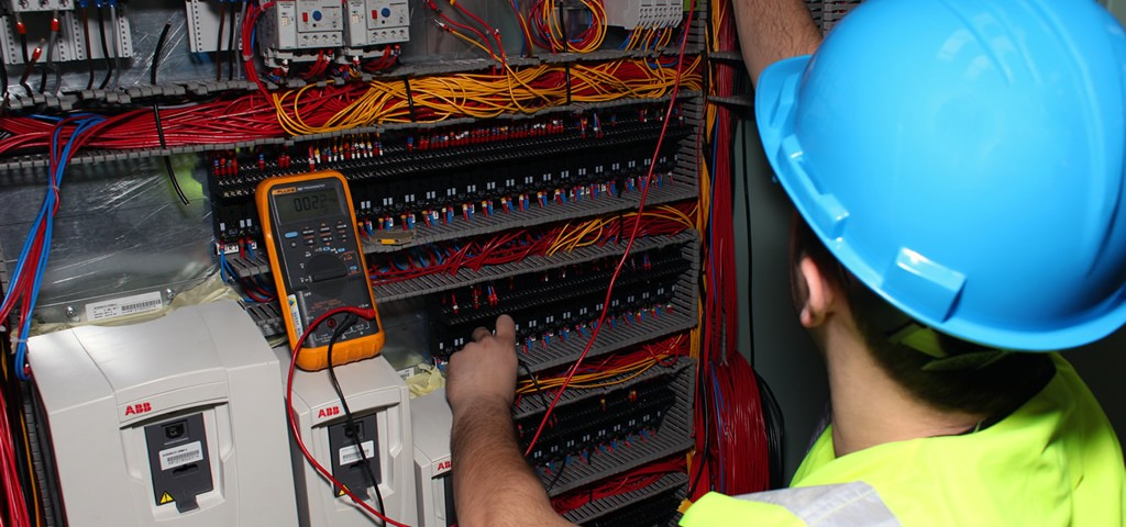 Electrical Installation & Repair Contract - TES Water