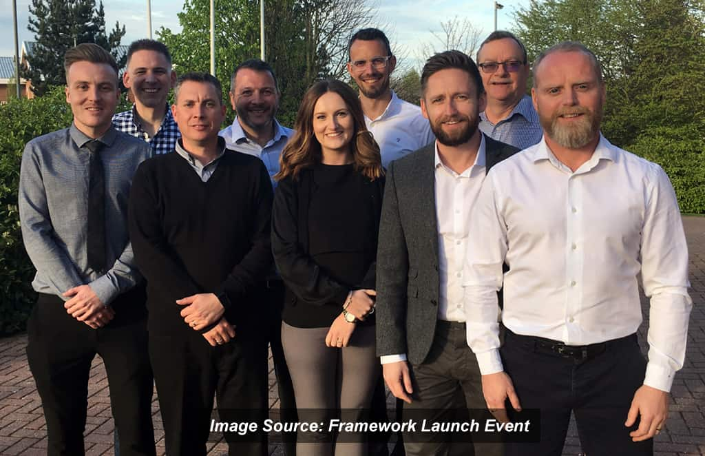 Framework Launch Event