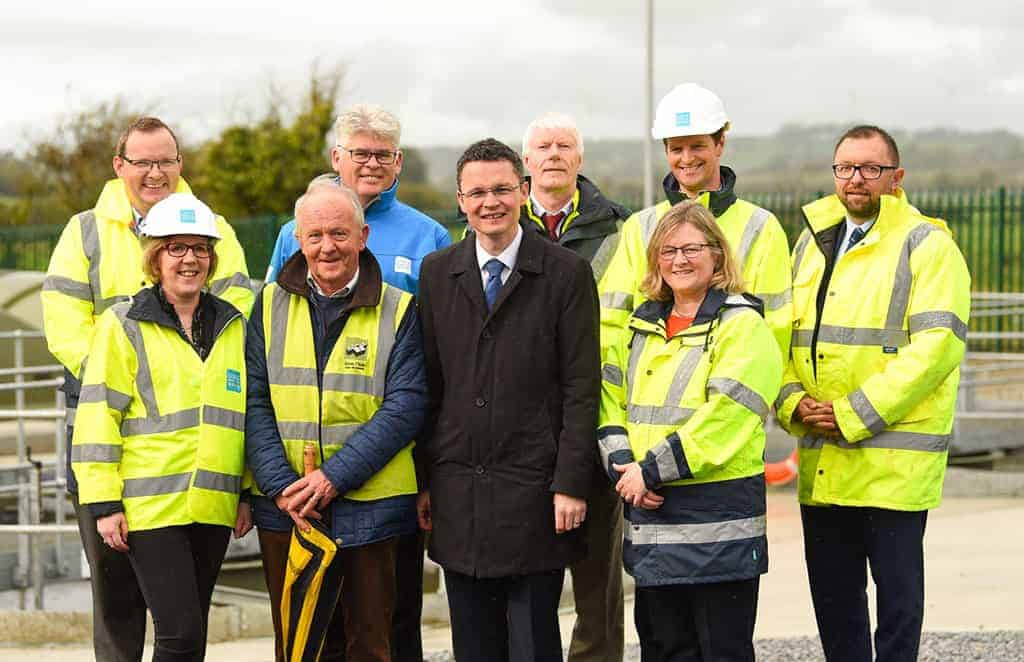 TES Complete New WwTP in Athea