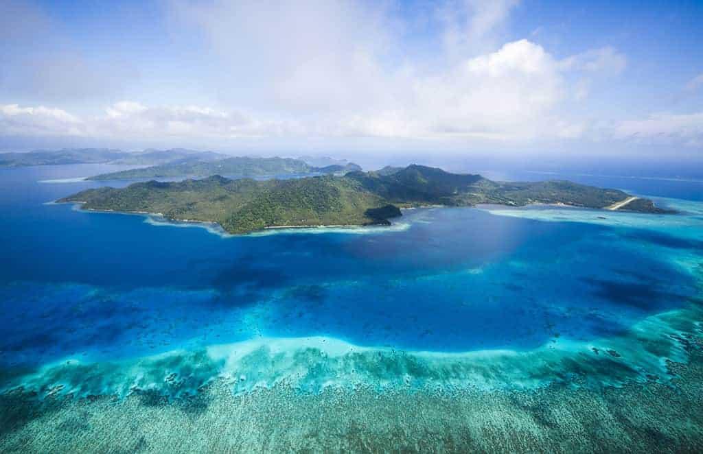 TES say 'Bula' to Fiji