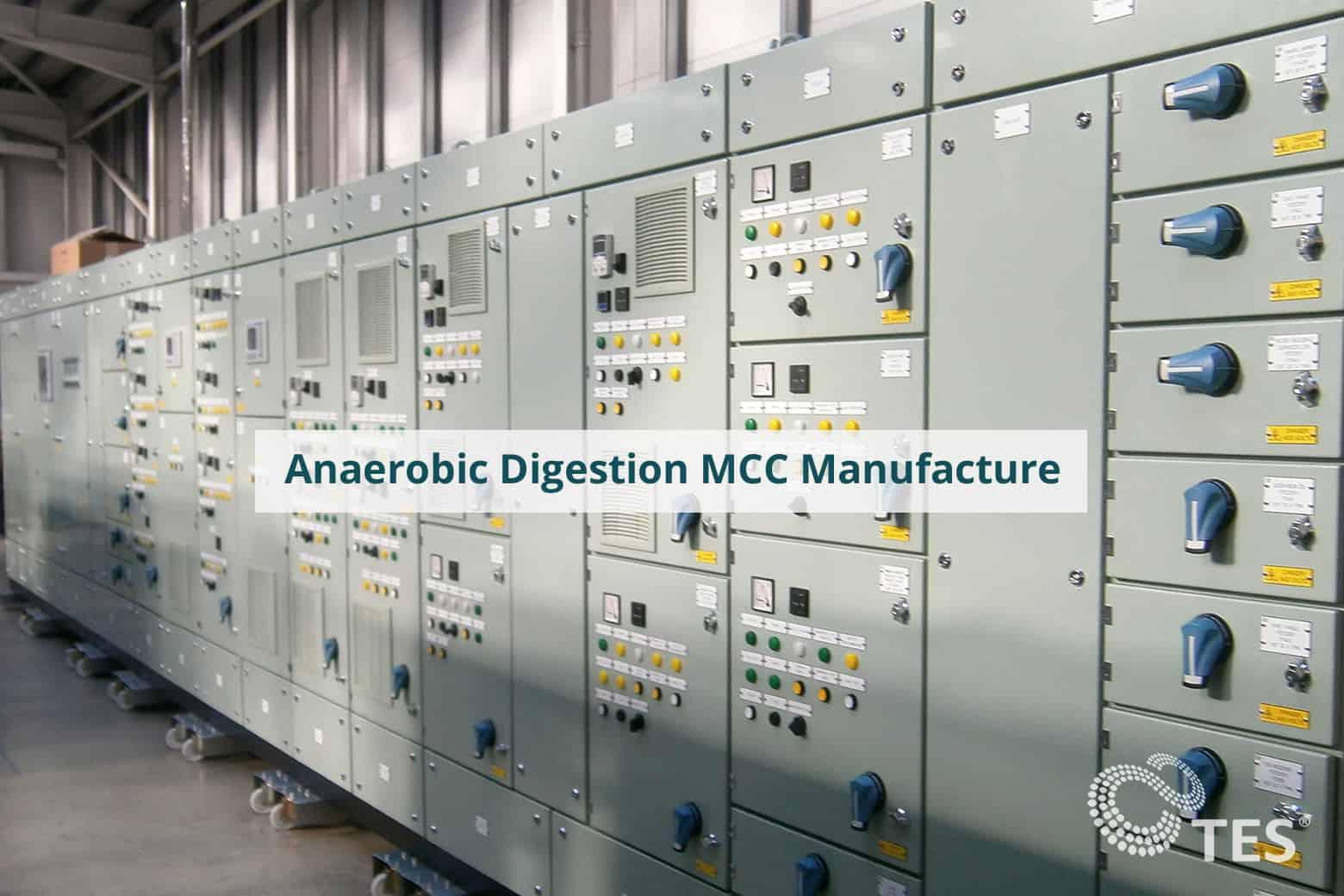 Anaerobic Digestion MCC Manufacture