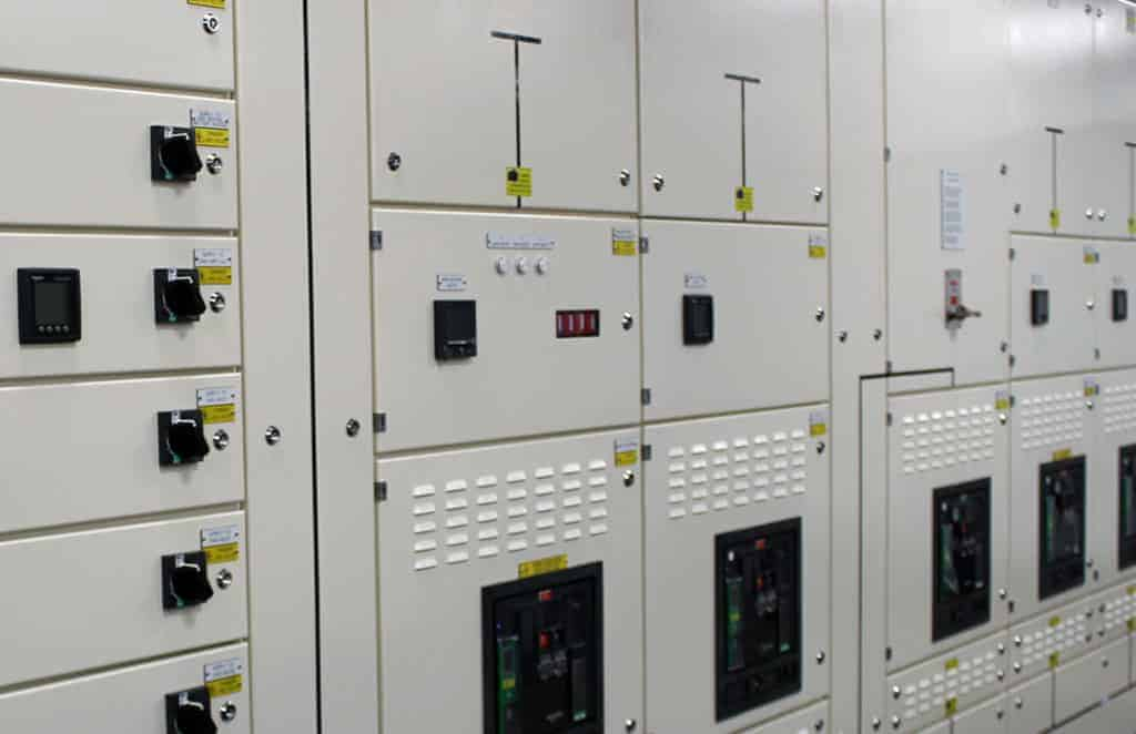 TES Power Expanding Switchgear Division