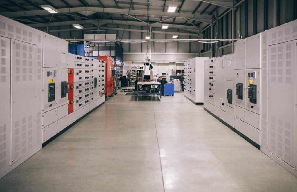 TES Leading the way in Data Centre Off-Site Manufacture