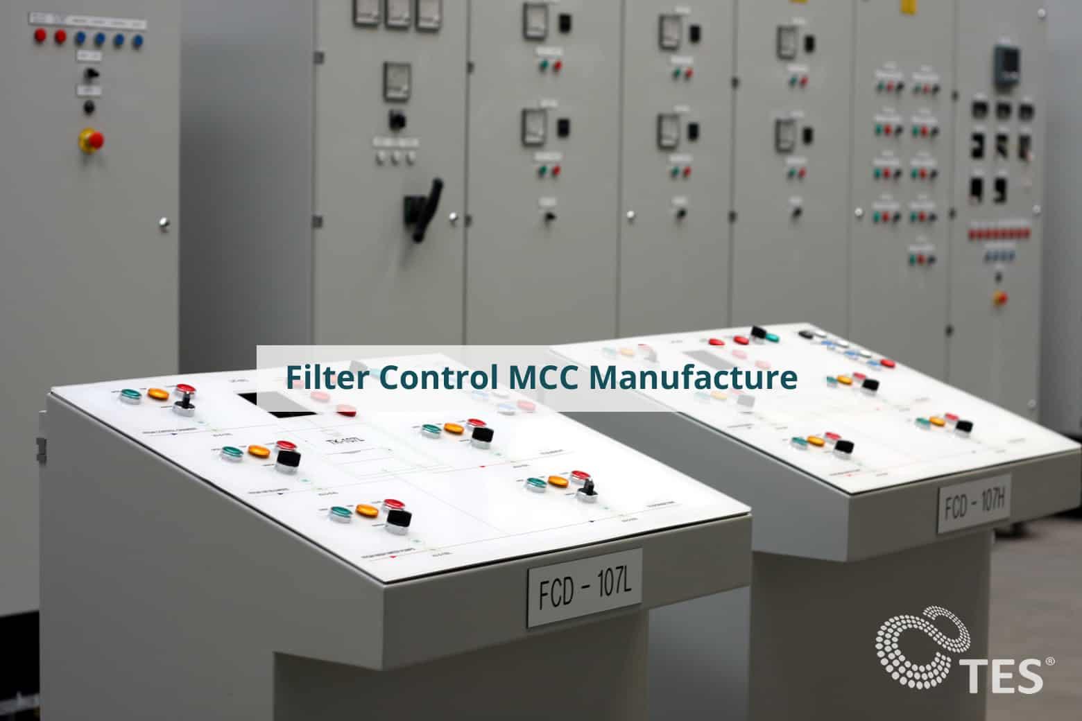 Filter Control MCC Manufacture