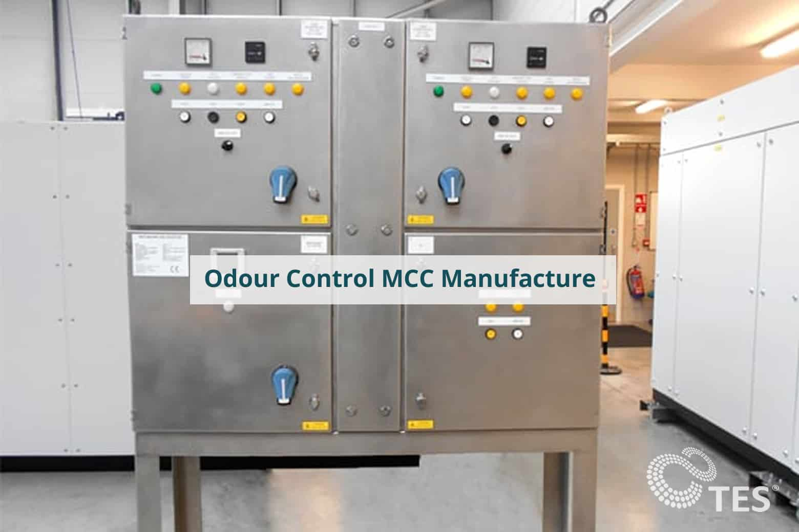 Odour Control MCC Manufacture