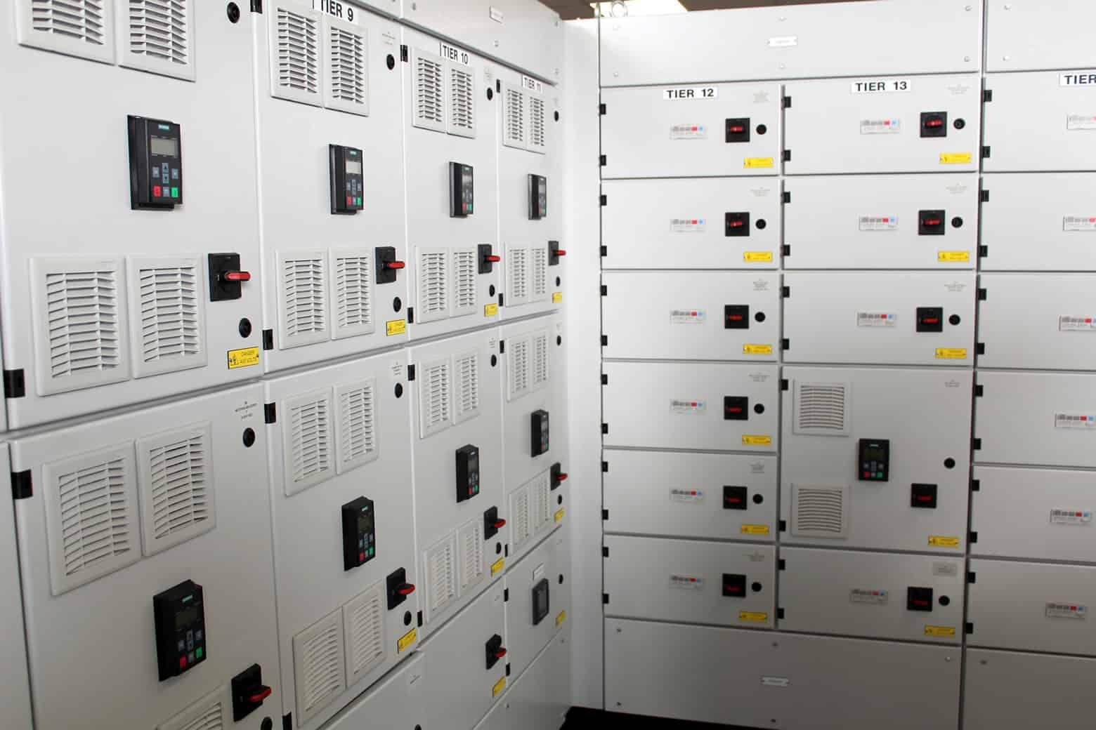 Renewable Energy Motor Control Centre