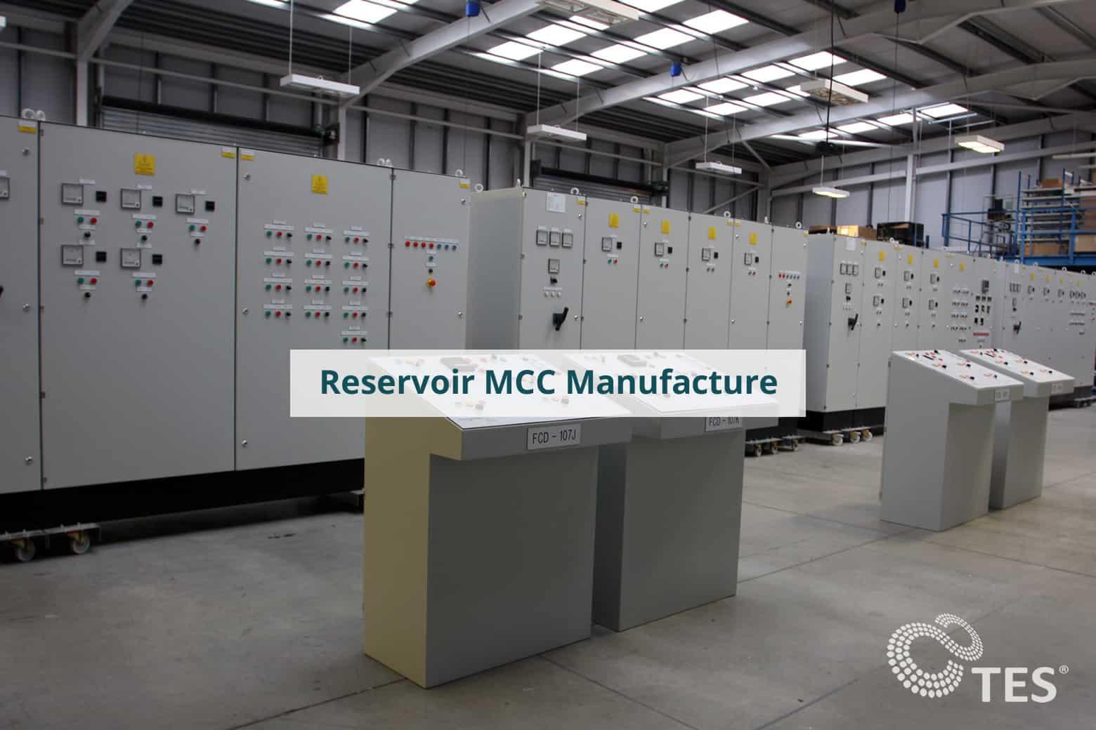 Reservoir MCC Manufacture