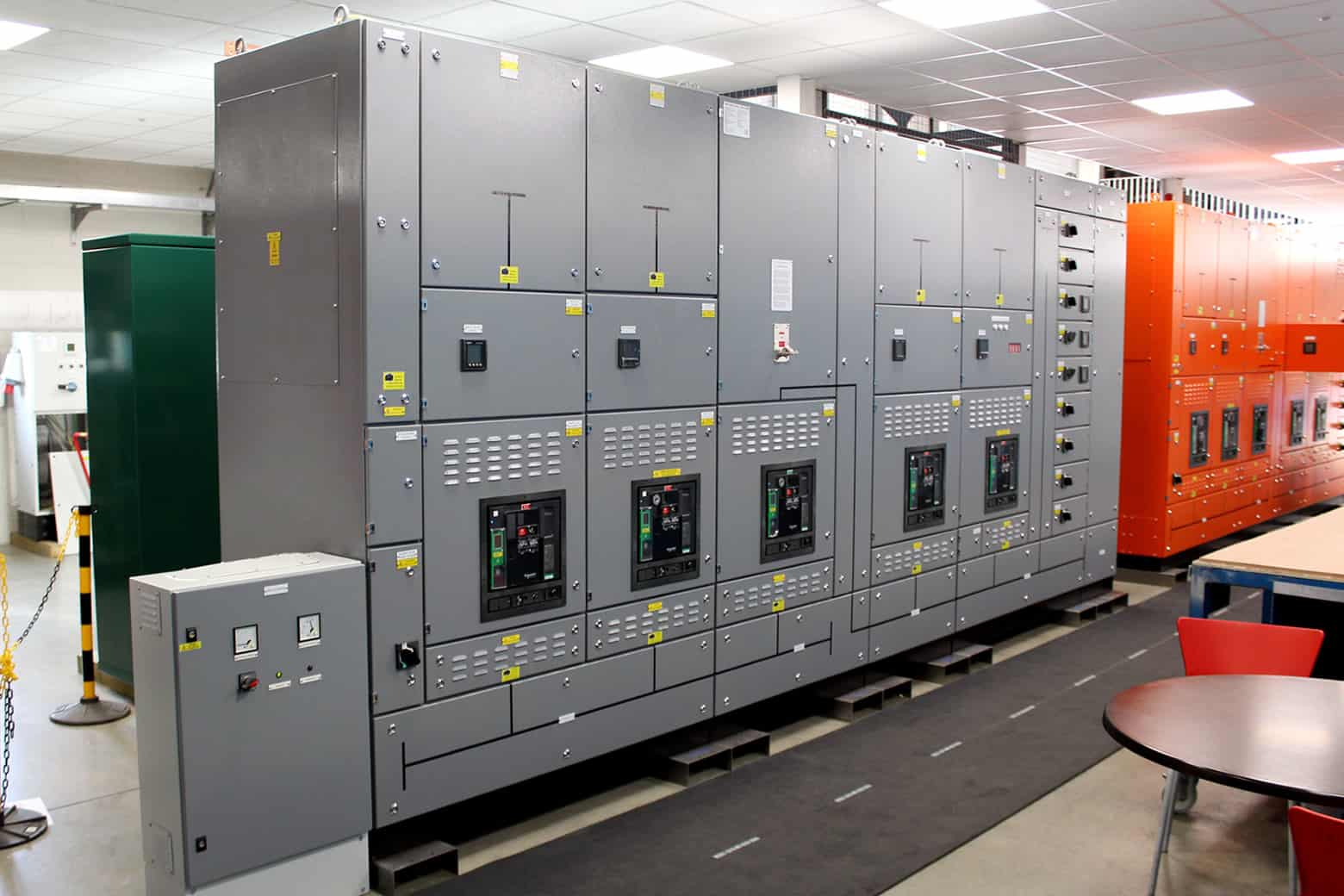 LV Switchgear for Data Centre