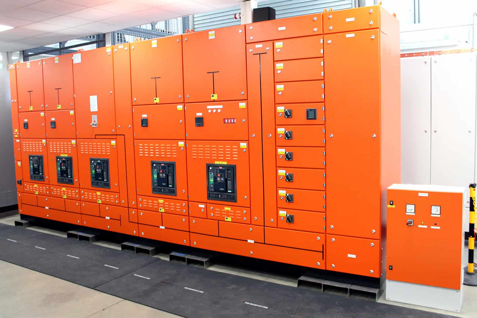 UK LV Switchgear Manufacturer