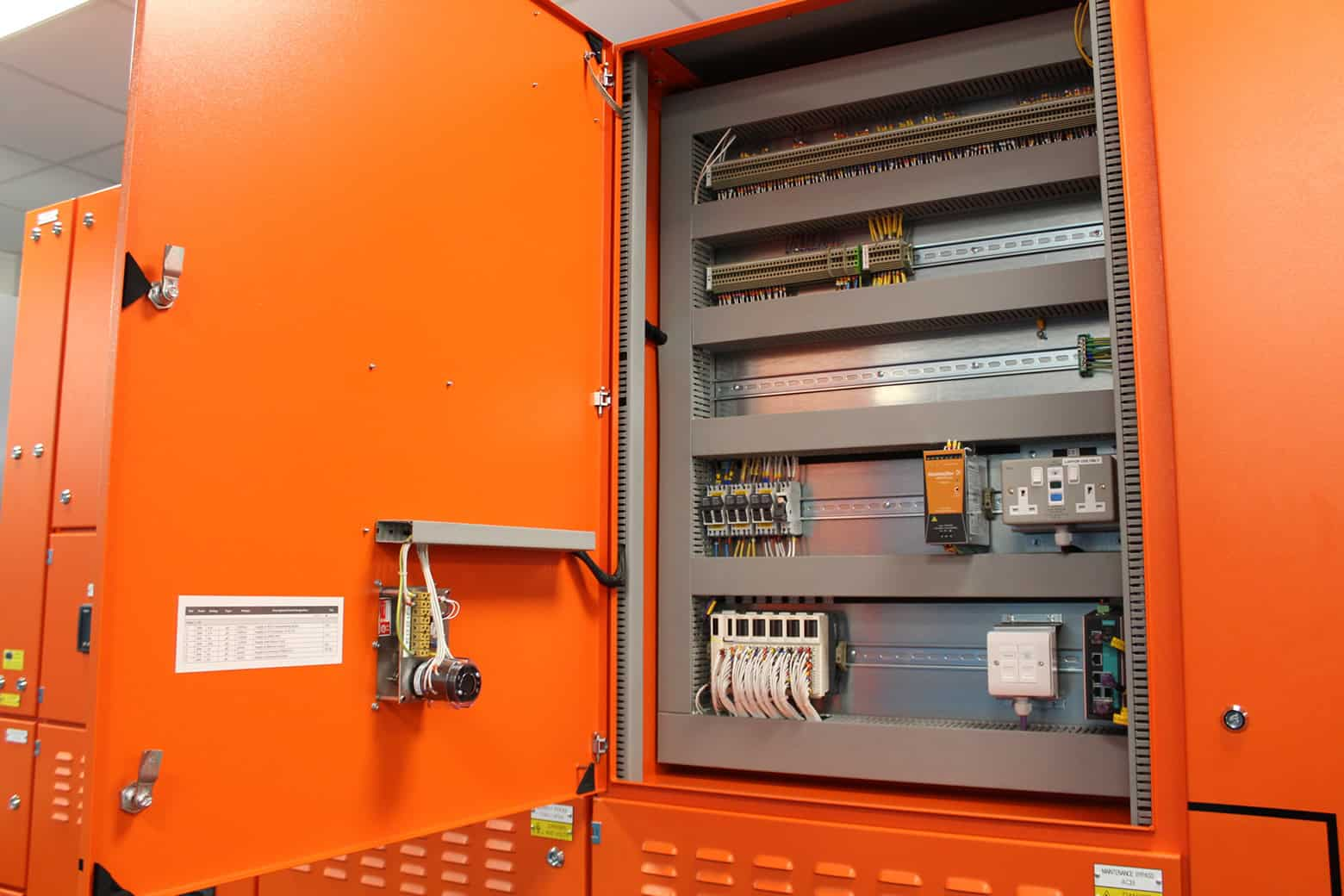 Custom Manufactured LV Switchgear