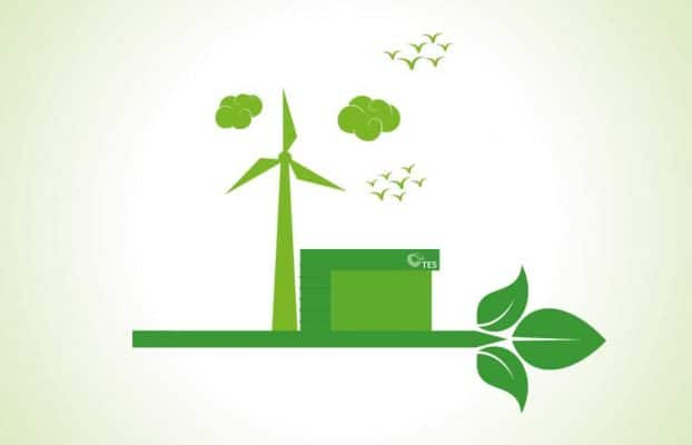 TES Powered Forward with 100% Green Energy