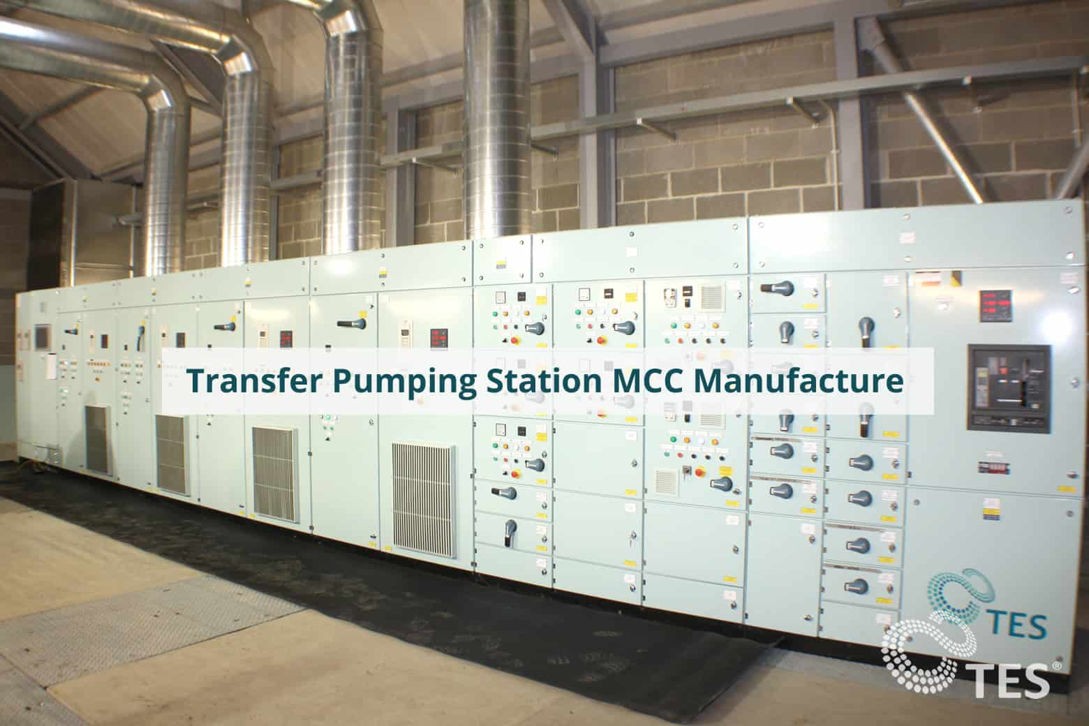 Transfer Pumping Station MCC Manufacture