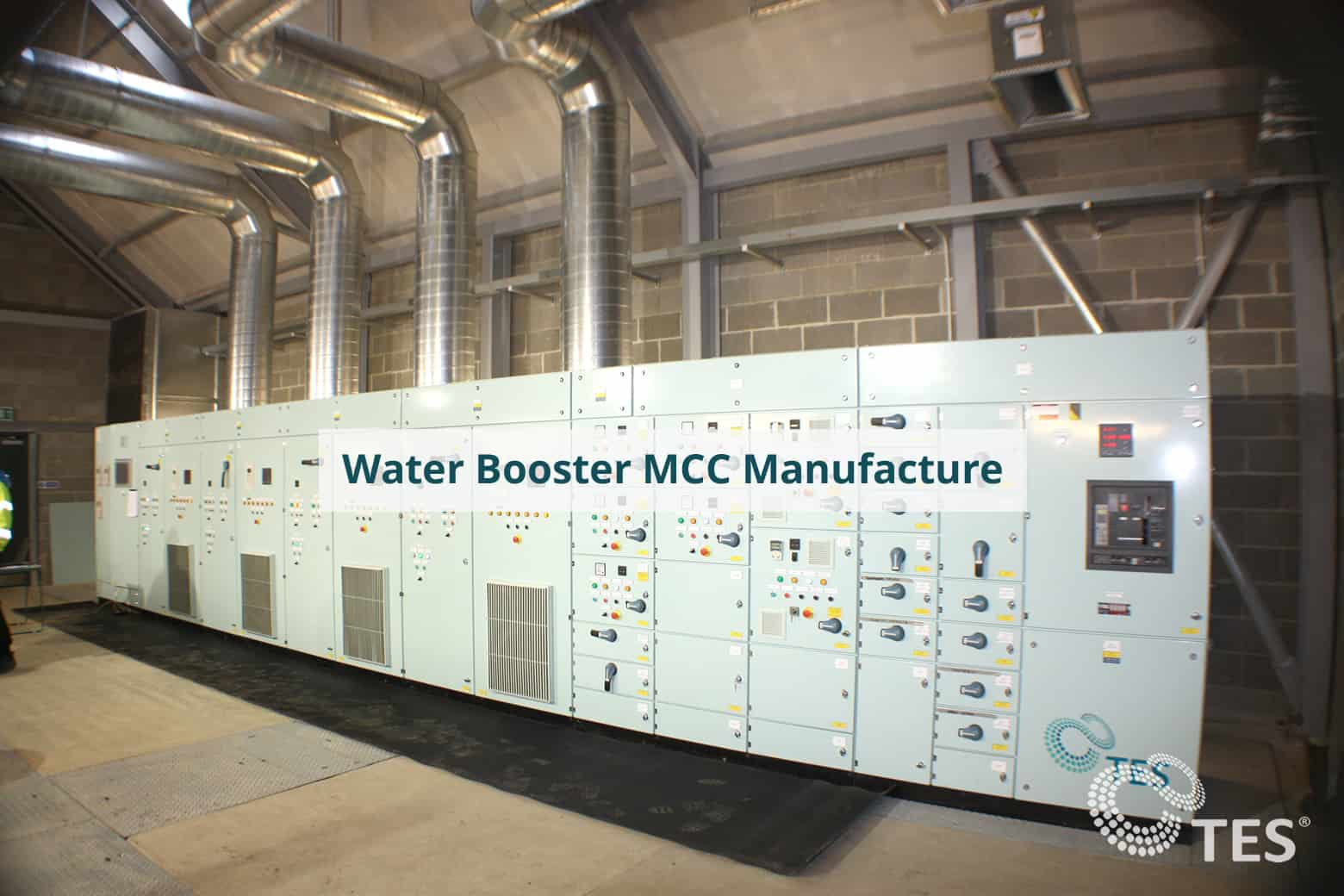 Water Booster MCC Manufacture