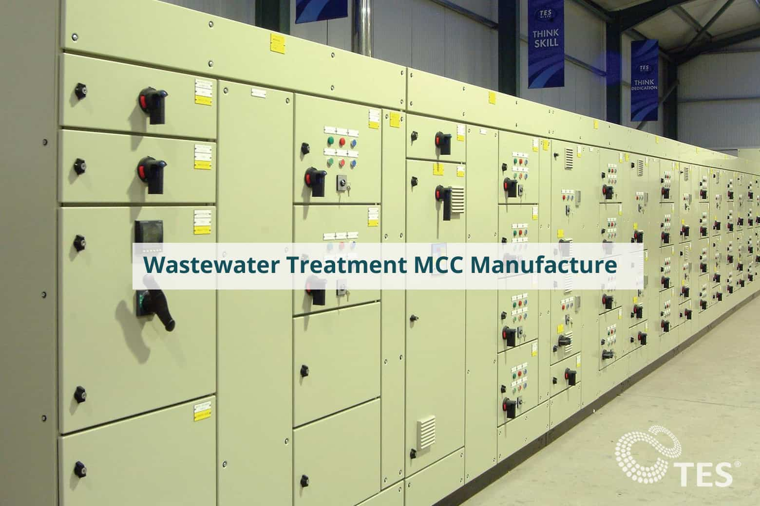 Wastewater Treatment MCC Manufacture