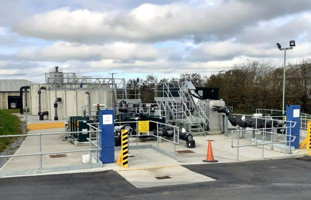 TES Complete Upgrade to WwTP in Tuam