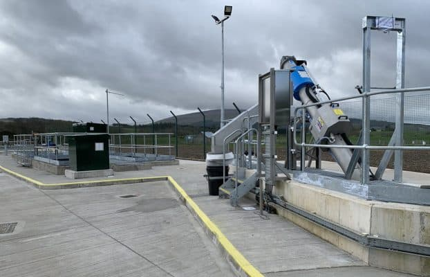 £1.8m Investment in Ballyvoy WwTP Complete
