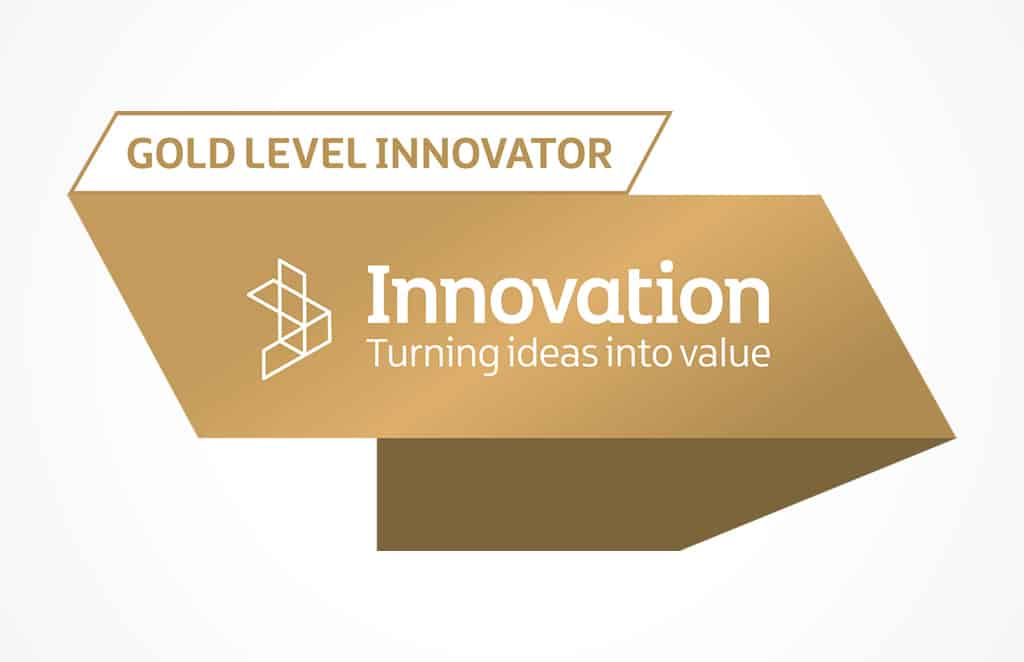 TES Recognised as Gold Level Innovator